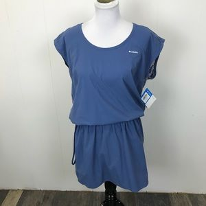 Columbia Activewear Blue Dress